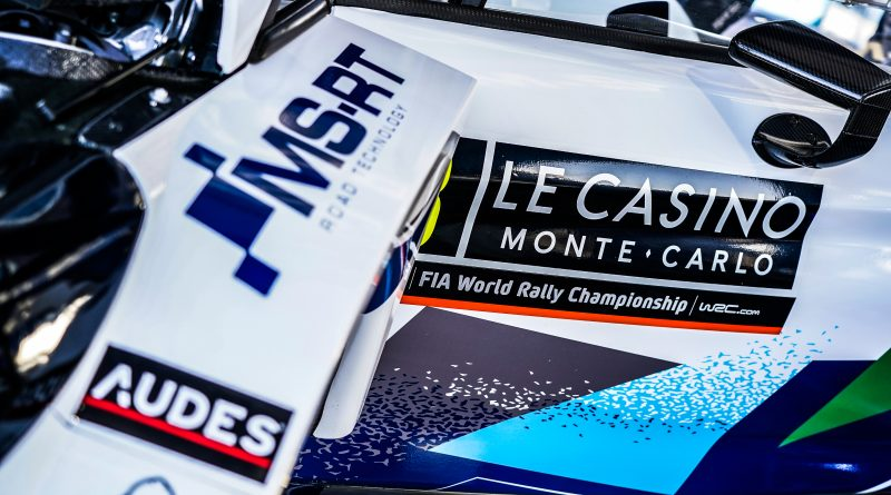M-Sport Ford - Rallye Monte Carlo