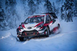 Juho Hänninen Arcric Rally