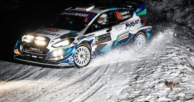 M-Sport Ford tritt bei der Arctic Rallye Finnland mit zwei Fiesta WRC an