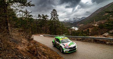 Rallye Kroatien: Andreas Mikkelsen will WRC2-Führung ausbauen