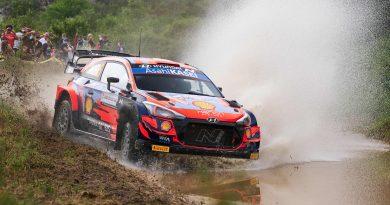 Rallye Italia Sardinien: Auch Hyundai hatte mit einem anderen Ergebnis gerechnet