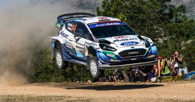 Kein Wunschergebnis für M-Sport Ford bei der Rallye Sardinien