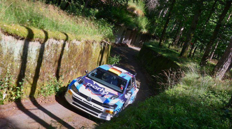 """30. ADAC Rallye """"Butten un' Binnen"""": Dennis Rostek siegt im VW Polo R5"""