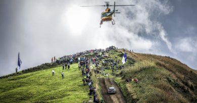 Vorschau: 55. Azoren-Rallye