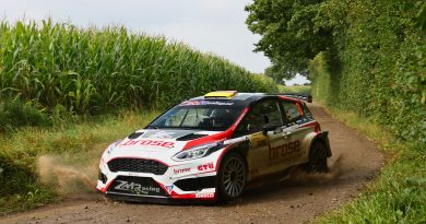 Sieg für Dinkel/Winklhofer bei der ADAC Cimbern Rallye