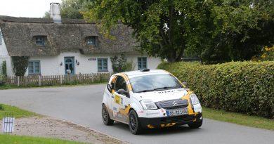 Cimbern-Rallye: Hamadeh-Spaniol jetzt Gesamtführender in den ADAC Rallye Masters