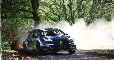Rallye-Action im hohen Norden: Die ADAC Cimbern Rallye